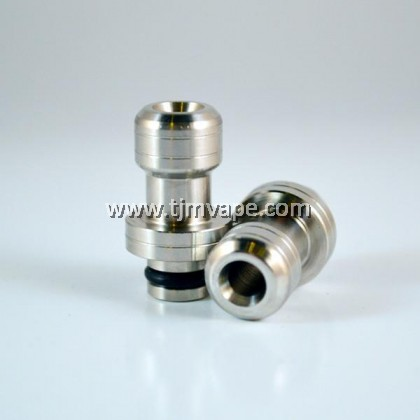 M FLUX CUSTOMS ORIGINAL DRIP TIP 510 SS NEW OLD STOCK