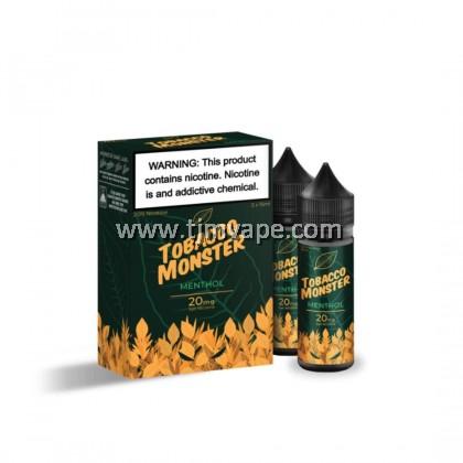 TOBACCO MONSTER SALT  MENTHOL 30ML 18MG