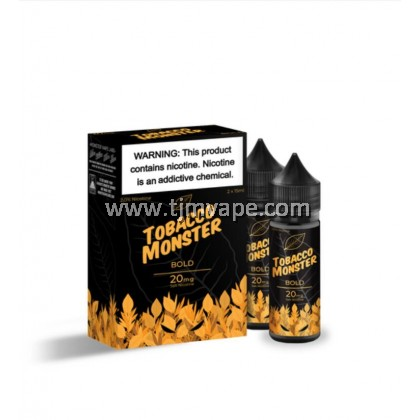TOBACCO MONSTER SALT BOLD 30ML 18MG