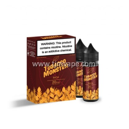 TOBACCO MONSTER SALT RICH 30ML 18MG