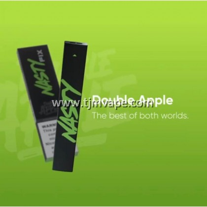 NASTY FIX DISPOSABLE POD DOUBLE APPLE