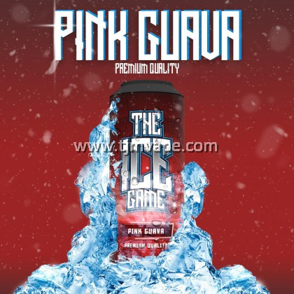 THE ICE GAME SALT PINK GUAVA 10ML 35MG 50MG