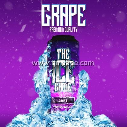 THE ICE GAME SALT GRAPE 10ML 35MG 50MG