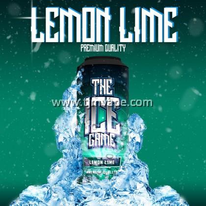 THE ICE GAME SALT LEMON LIME 10ML 35MG 50MG