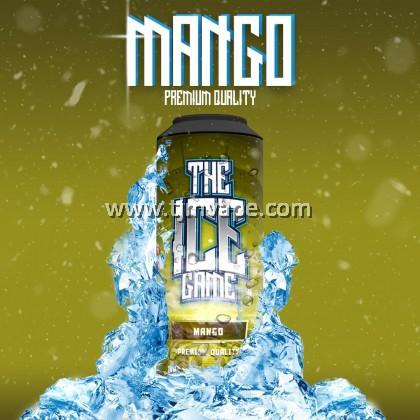 THE ICE GAME SALT MANGO 10ML 35MG 50MG