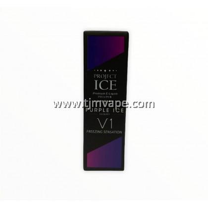 PROJECT ICE SALT PURPLE ICE 10ML 35MG