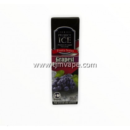 PROJECT ICE SALT GRAPEST 10ML 35MG