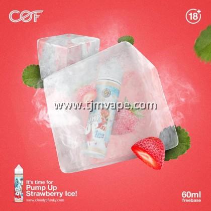 COF PUMP UP STRAWBERRY ICE 60ML 6MG