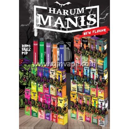 HARUM MANIS DISPOSABLE POD 800 PUFF